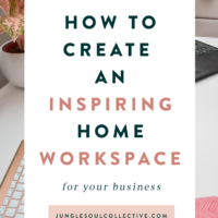 10 Ways to Create a Functional & Inspiring Home Workspace